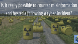 Cyber hysteria and misinformation